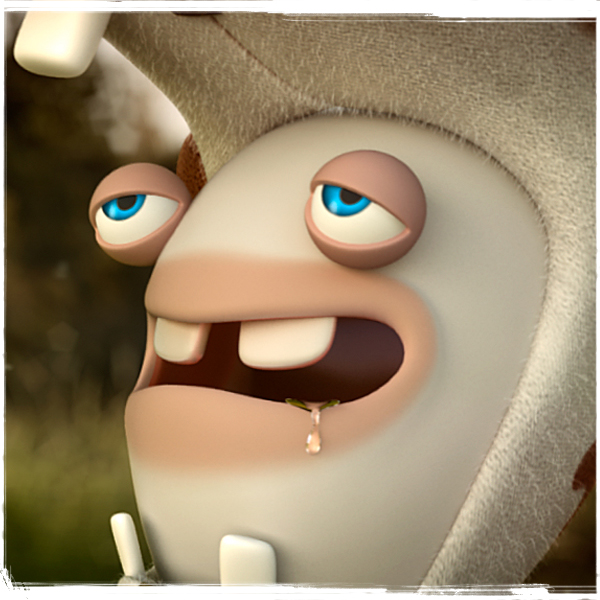Rabbids Go Home – UFO